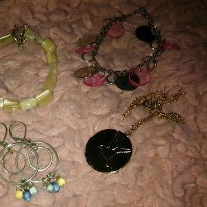 Jewelry - Hot grrl summer set